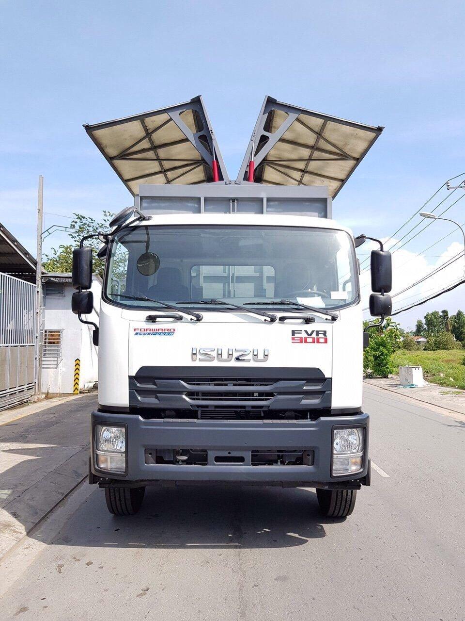 Isuzu 2019 nhập khẩu 9 tấn
