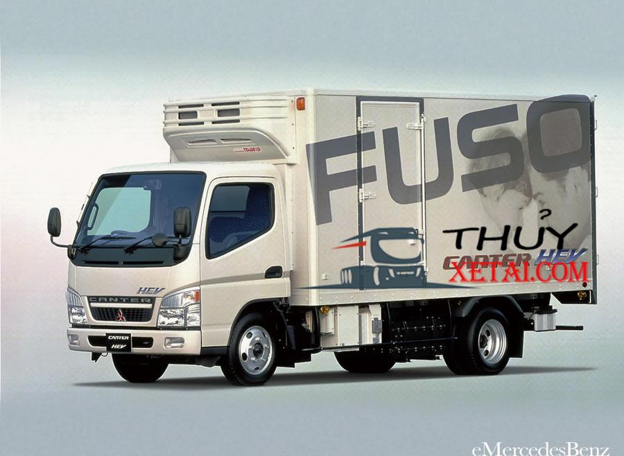 Xe Tải 3t5 thùng đông lạnh nhập khẩu