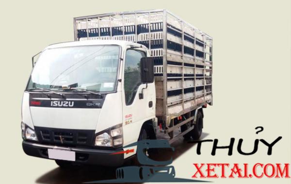 Xe tải Isuzu 1T4 chở gia cầm - QKR77FE4