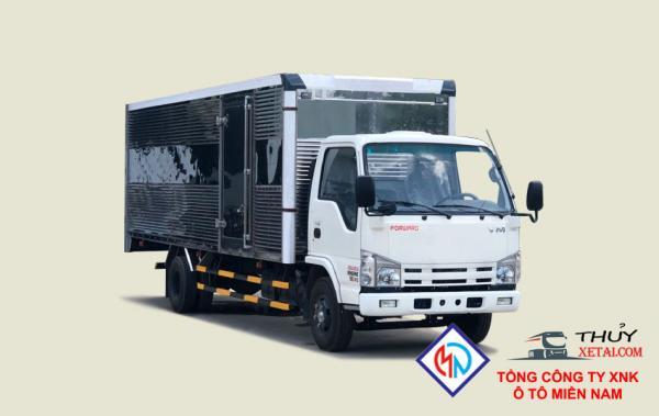 Xe tải Vĩnh Phát NK490L 2T4 thùng mui kín 4m3