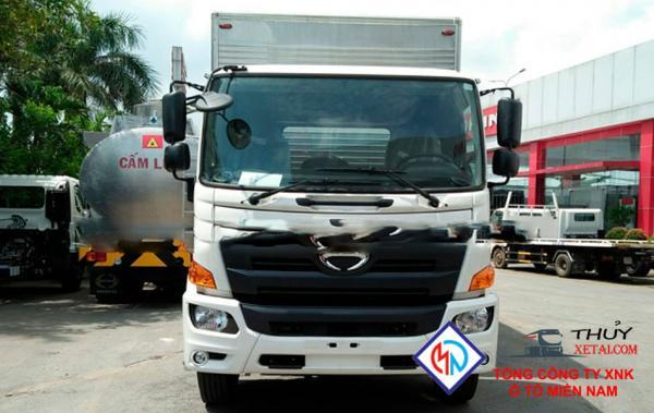 Xe tải Hino 8T1 thùng kín - FG8JPSL