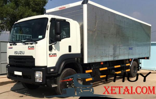 Isuzu 9 tấn nhập khẩu 2019