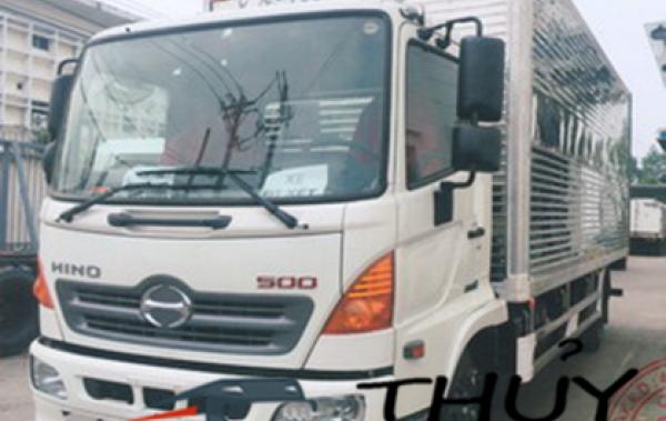 Hino 6 tấn nhập khẩu chính hãng