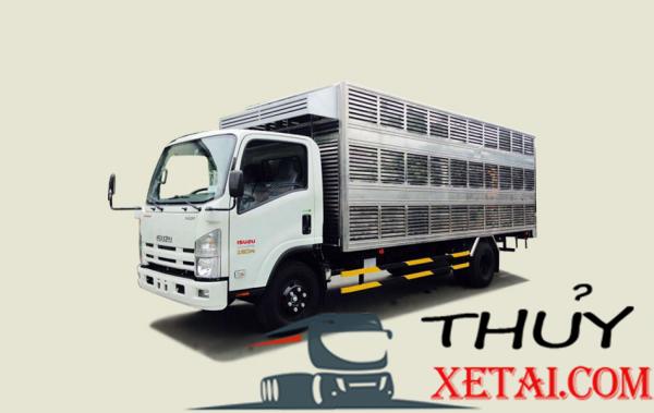 Xe tải Isuzu 4 tấn chở gia cầm - NQR75ME4