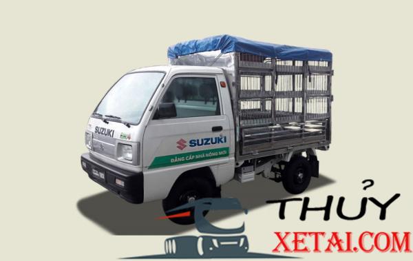 Xe tải Suzuki 470kg chở gia cầm - Carry Truck